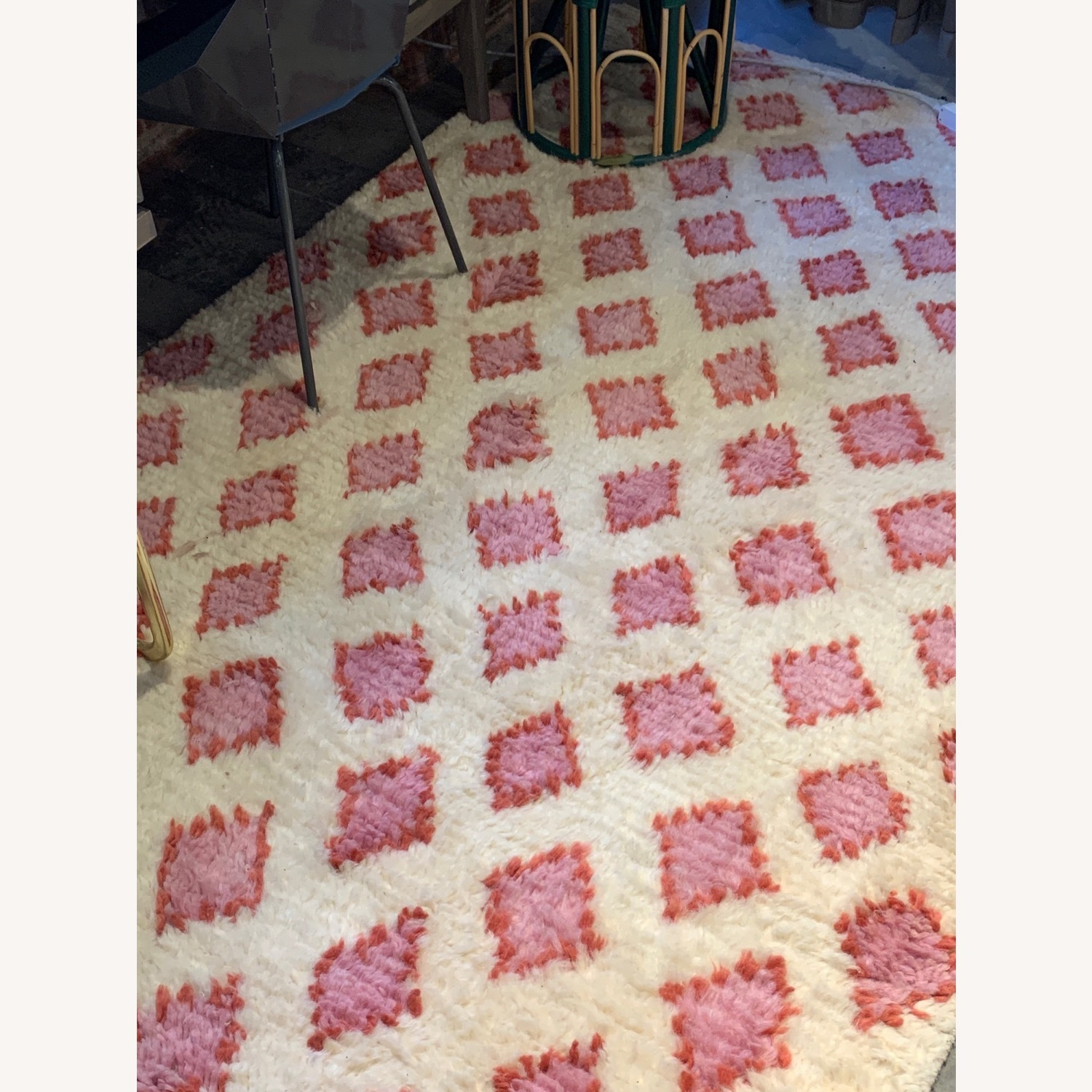 Anthropologie Hand-Knotted Alia Rug (5x8) - image-2