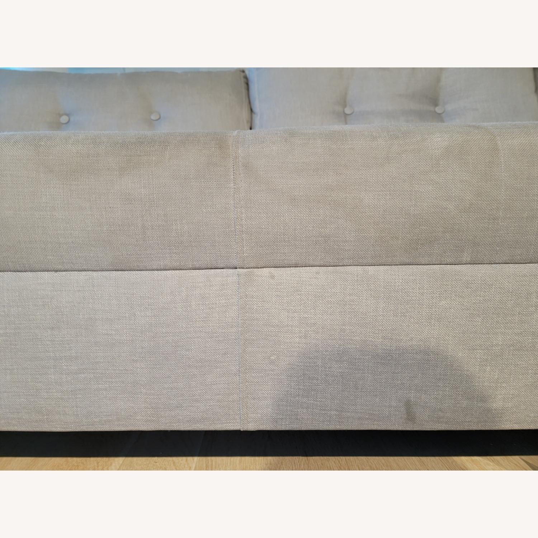 Lazzoni 4-5 seat Convertible Sectional - image-4