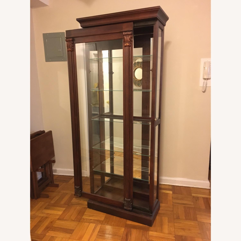 Fortunoff Fiona Curio Cabinet - image-2