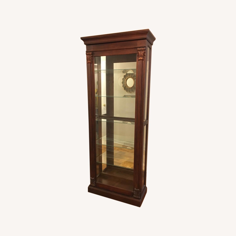 Fortunoff Fiona Curio Cabinet - image-0