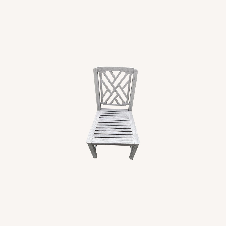 Restoration Hardware Kingston Side Chairs - image-0