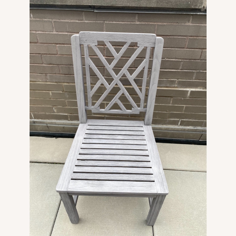 Restoration Hardware Kingston Side Chairs - image-1
