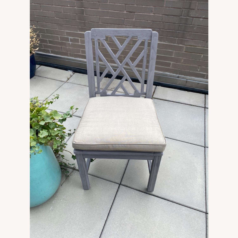 Restoration Hardware Kingston Side Chairs - image-2