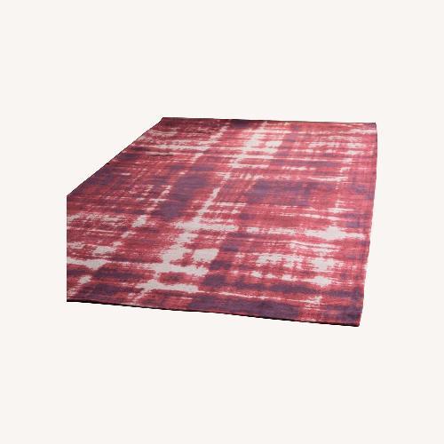 Used Rugs USA Tie Dye 5x8 Area Rug for sale on AptDeco