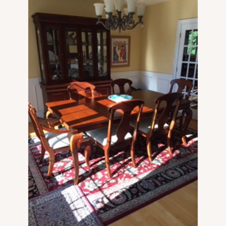 Ellis Brothers Dinnig Room Set in Solid Cherry Wood - image-2