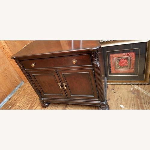 Used Bernhardt Cherry Smithsonian Nightstands for sale on AptDeco
