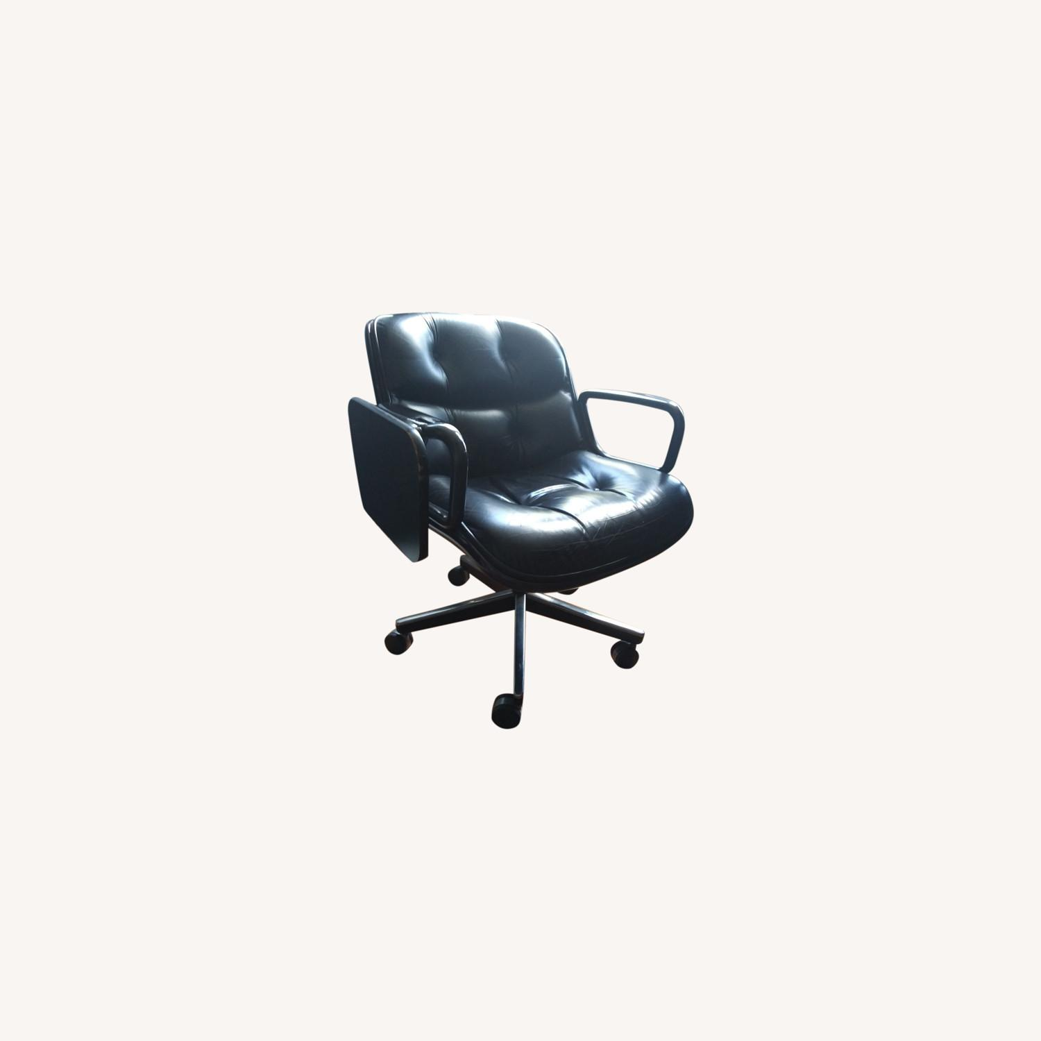 Knoll Swanky Pollock Vintage Office Chair - image-0