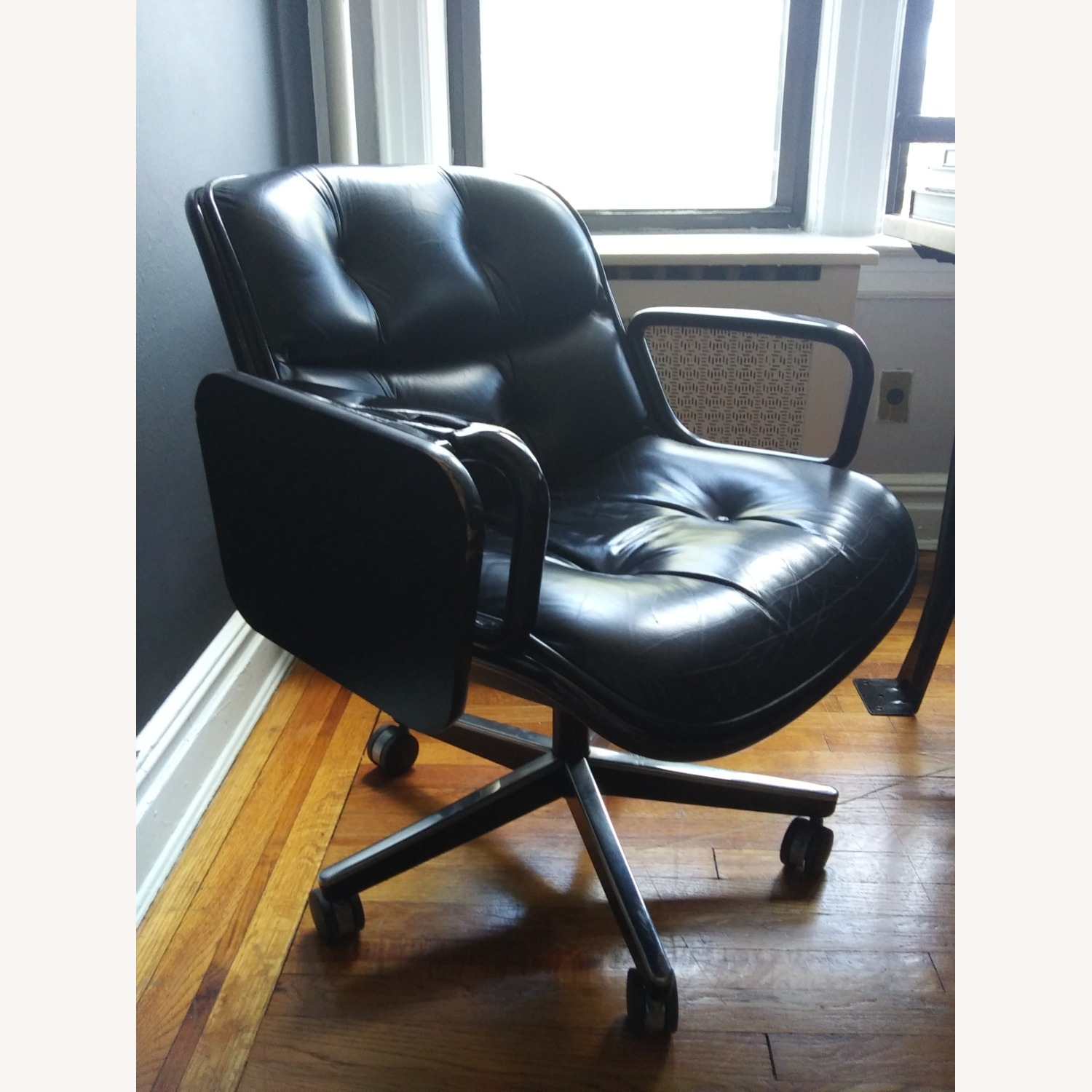 Knoll Swanky Pollock Vintage Office Chair - image-3