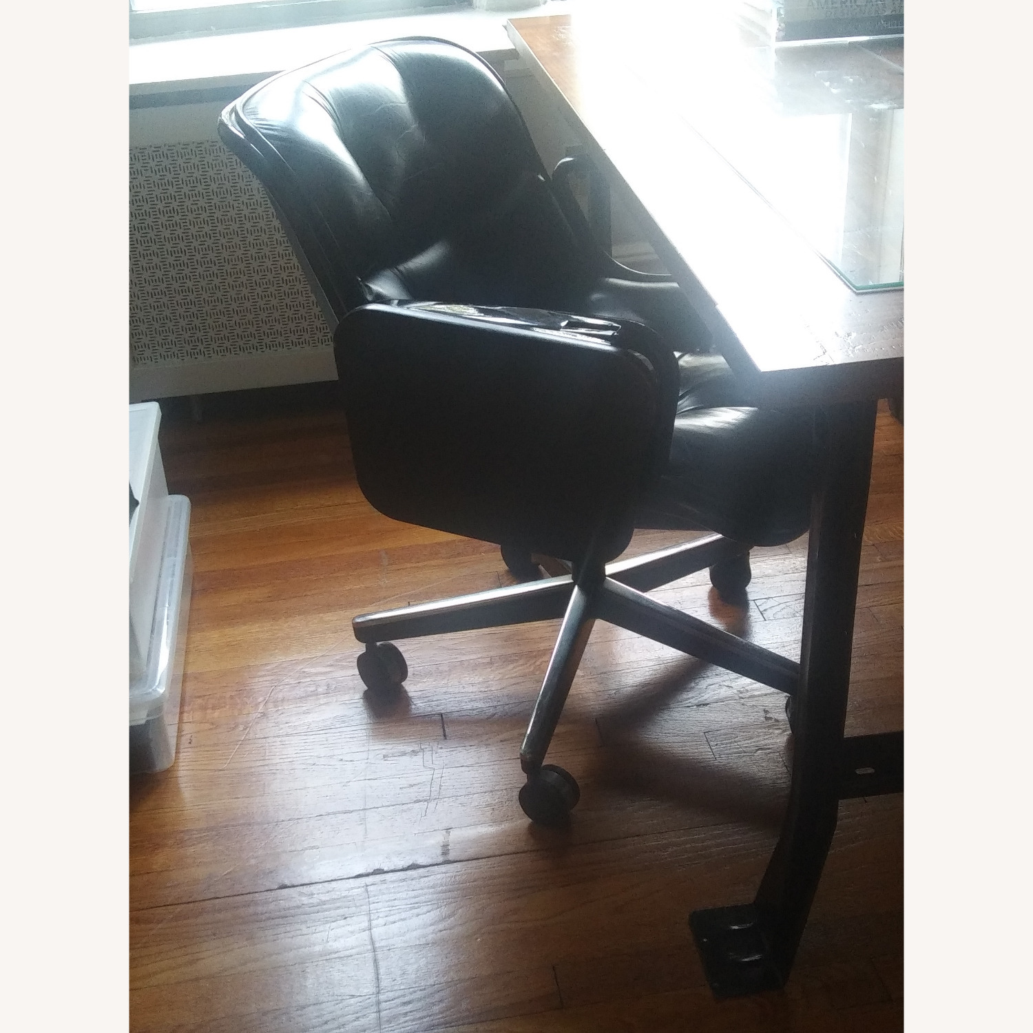 Knoll Swanky Pollock Vintage Office Chair - image-9