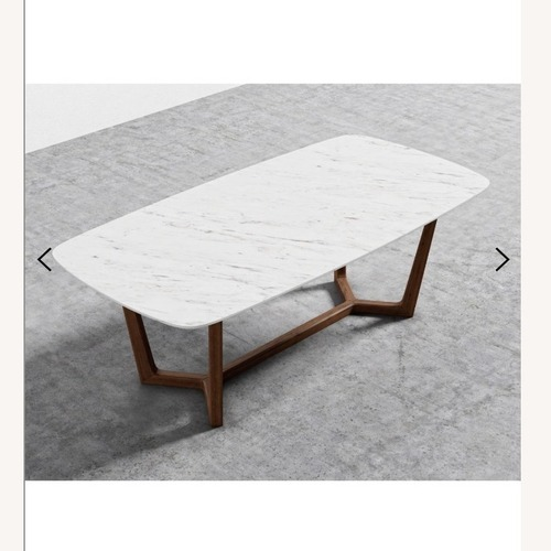 Used Rove Concepts Marble Table for sale on AptDeco