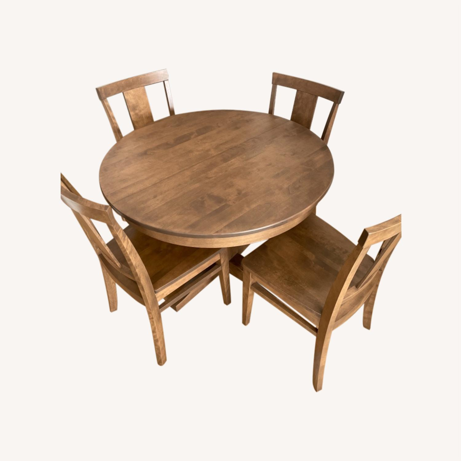 Canadel Dining Table & Chairs - image-0