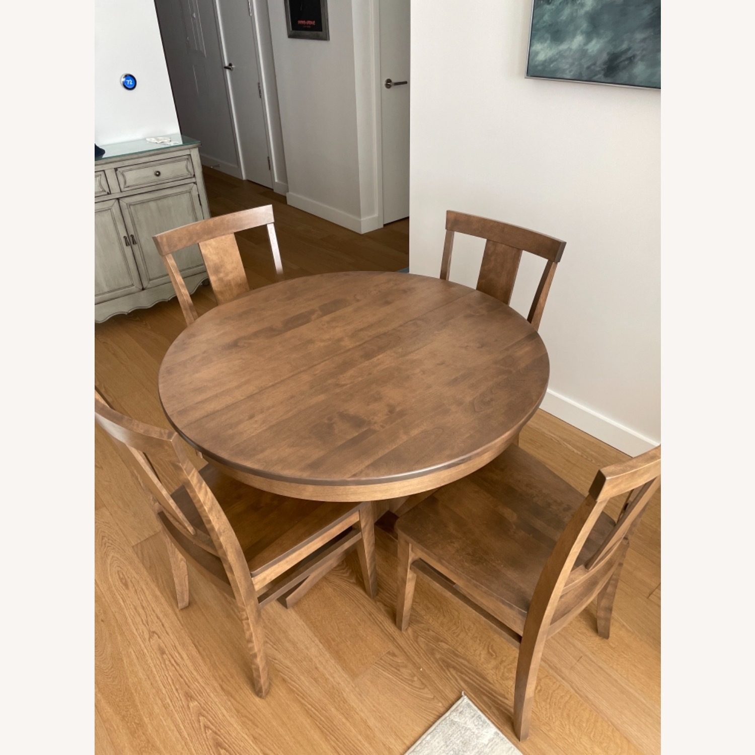 Canadel Dining Table & Chairs - image-1