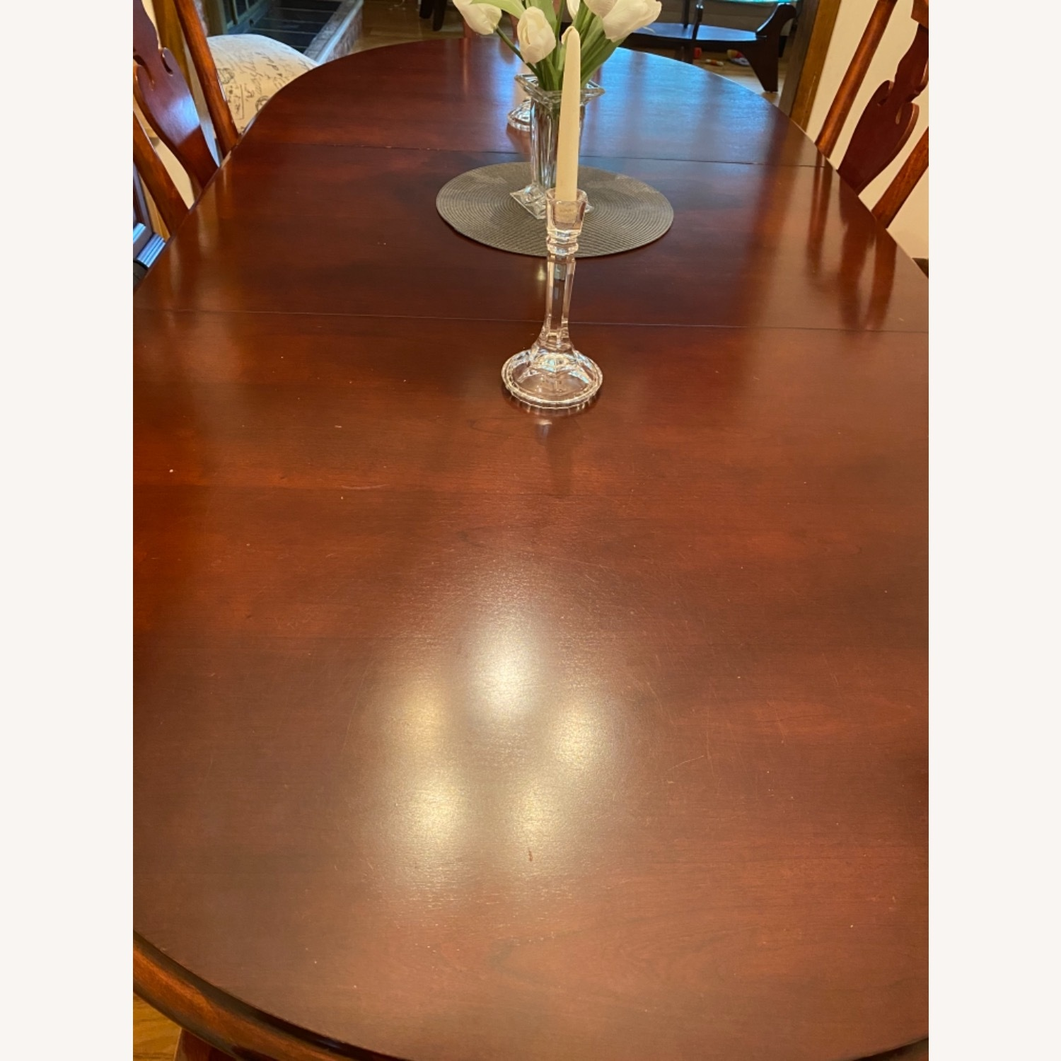 American Drew Dining Table Set - image-2