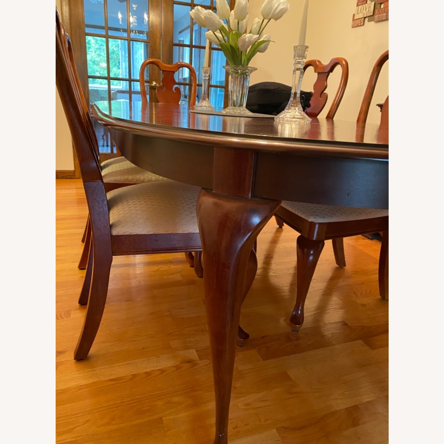 American Drew Dining Table Set - image-3