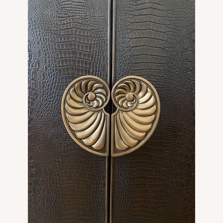 American Drew Granite Top Sideboard - image-4
