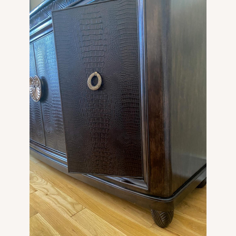 American Drew Granite Top Sideboard - image-8