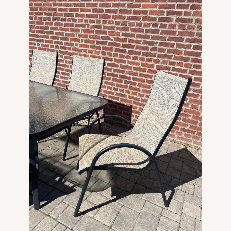 Outdoor Aluminum 7-Pc. Dining Set - image-3