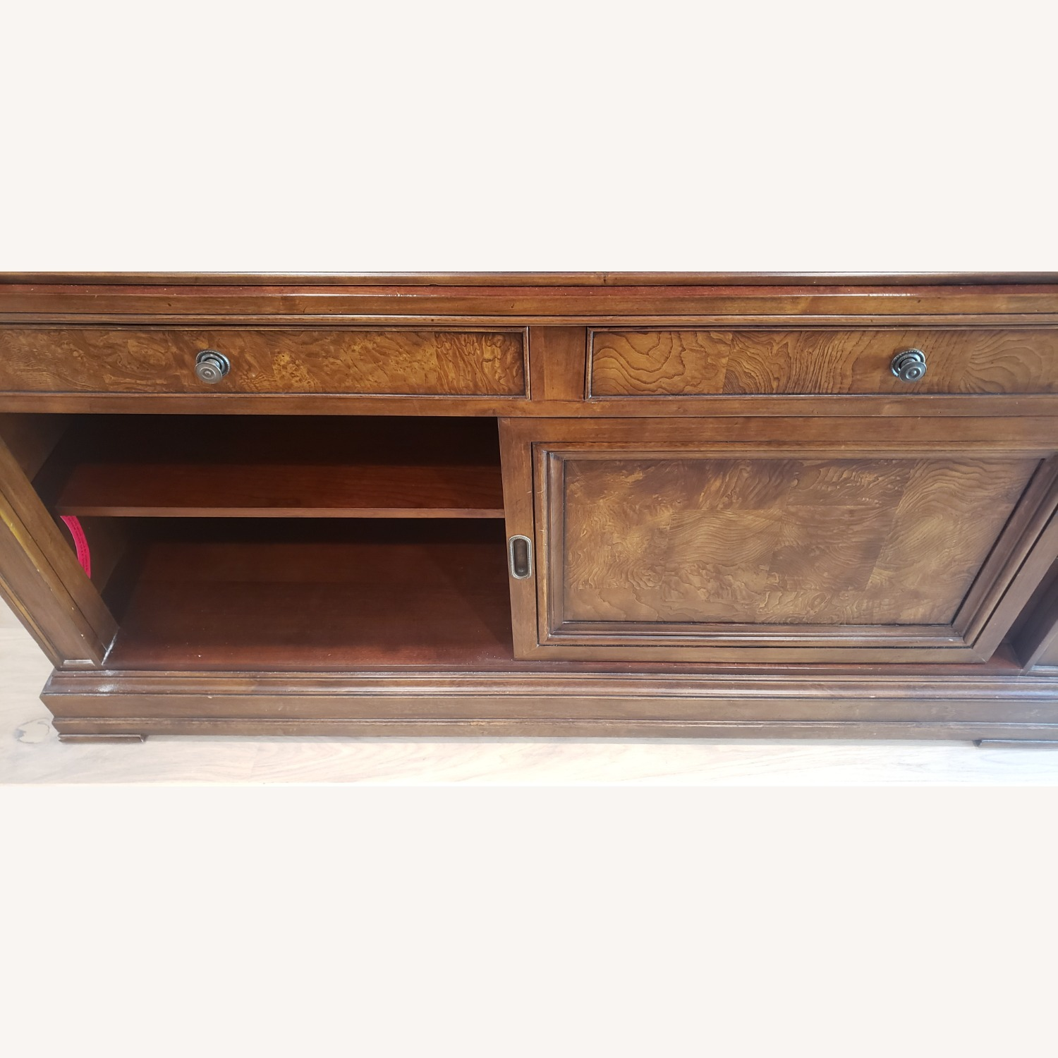 Ethan Allen Townhouse China Cabinet - image-5