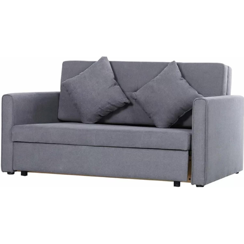 Wayfair Sofa Bed by Ebern Designs - image-4