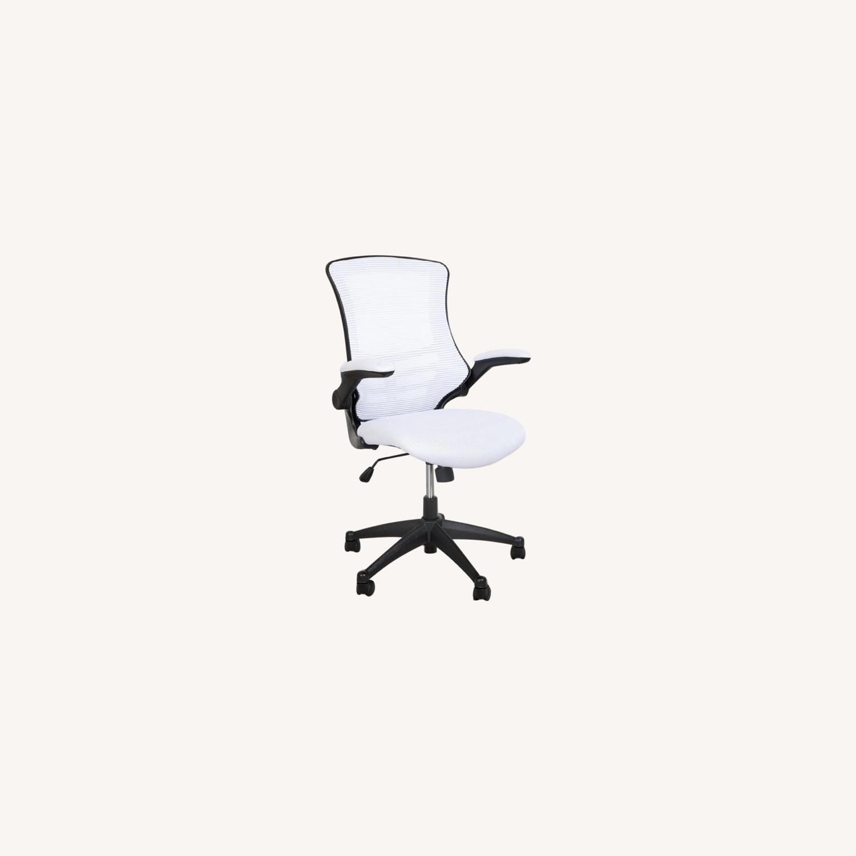 Wayfair White Office Chair - image-0