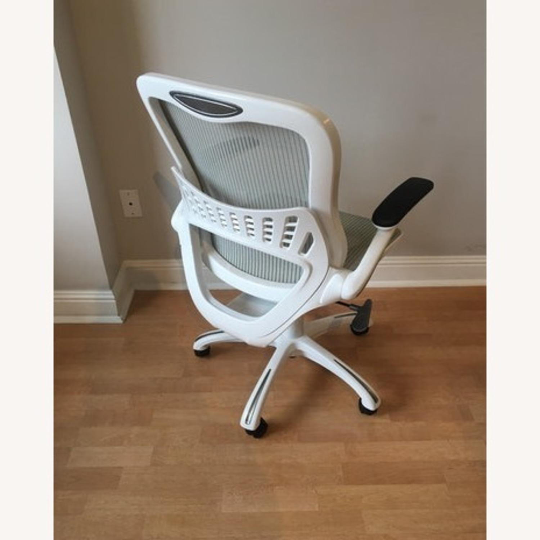 Wayfair White Office Chair - image-2
