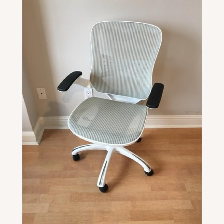 Wayfair White Office Chair - image-1