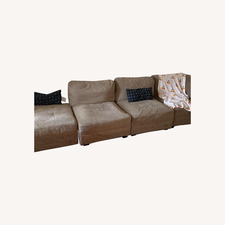 4 Piece Modular Sofa - image-0
