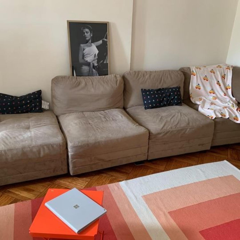 4 Piece Modular Sofa - image-3