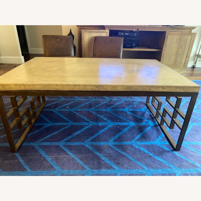 Taylor Made Custom Stone Coffee Table - image-2