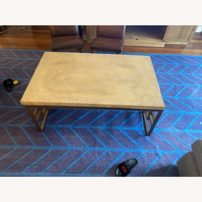 Taylor Made Custom Stone Coffee Table - image-3