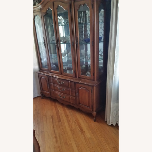 Used Thomasville Furniture Industries China Cabinet for sale on AptDeco