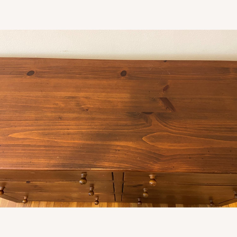 Ethan Allen Large Dresser - image-3