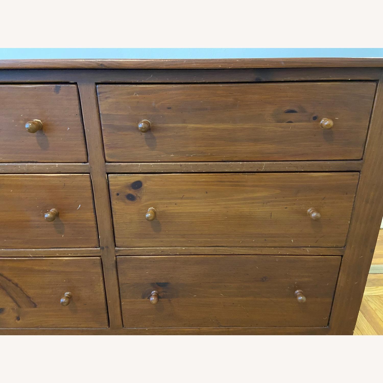 Ethan Allen Large Dresser - image-4