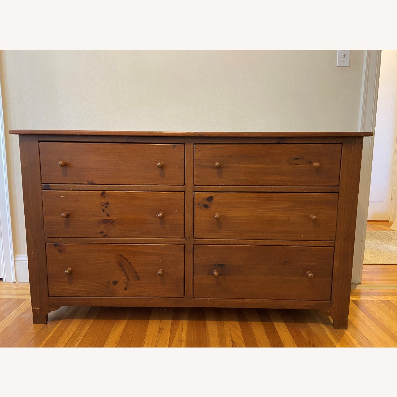 Ethan Allen Large Dresser - image-1