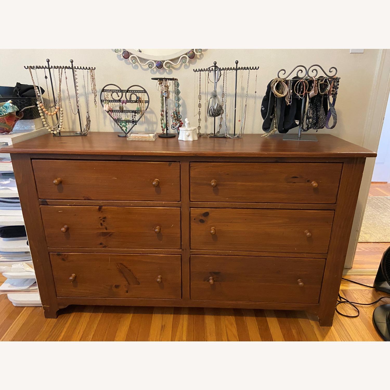 Ethan Allen Large Dresser - image-2