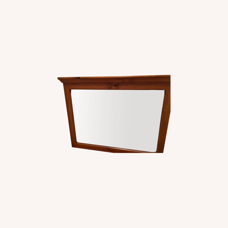 Ethan Allen Mirror - image-0
