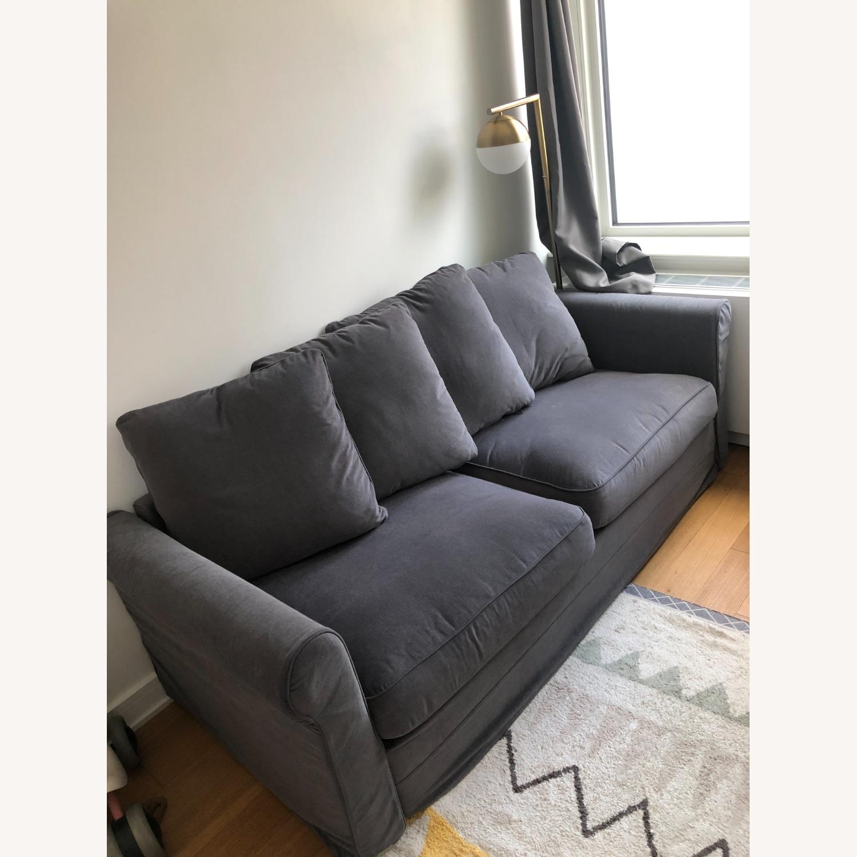 IKEA Gronlid Sleeper Sofa - Queen Size Sofa Bed - image-1