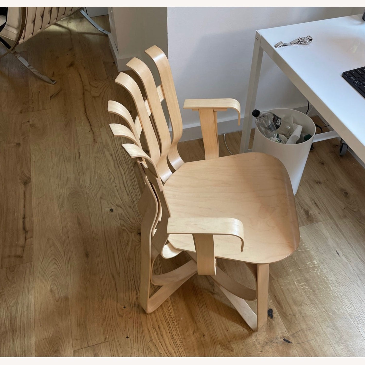 Knoll Frank Gehry Hat Trick Chair - image-4