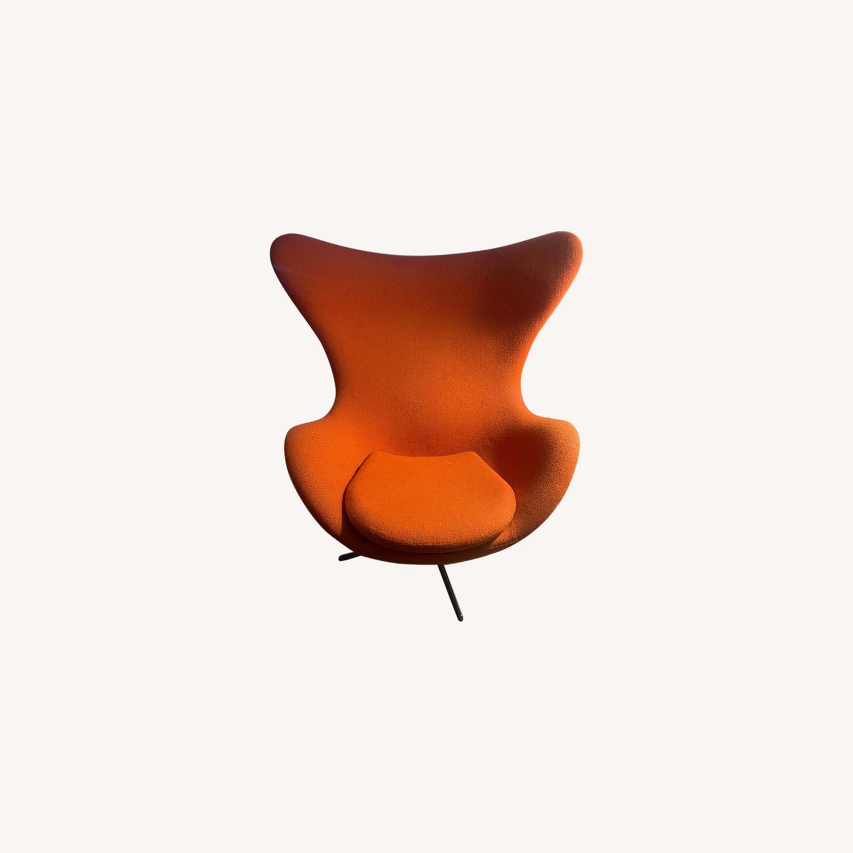 Fritz Hanson Egg Chair - image-0