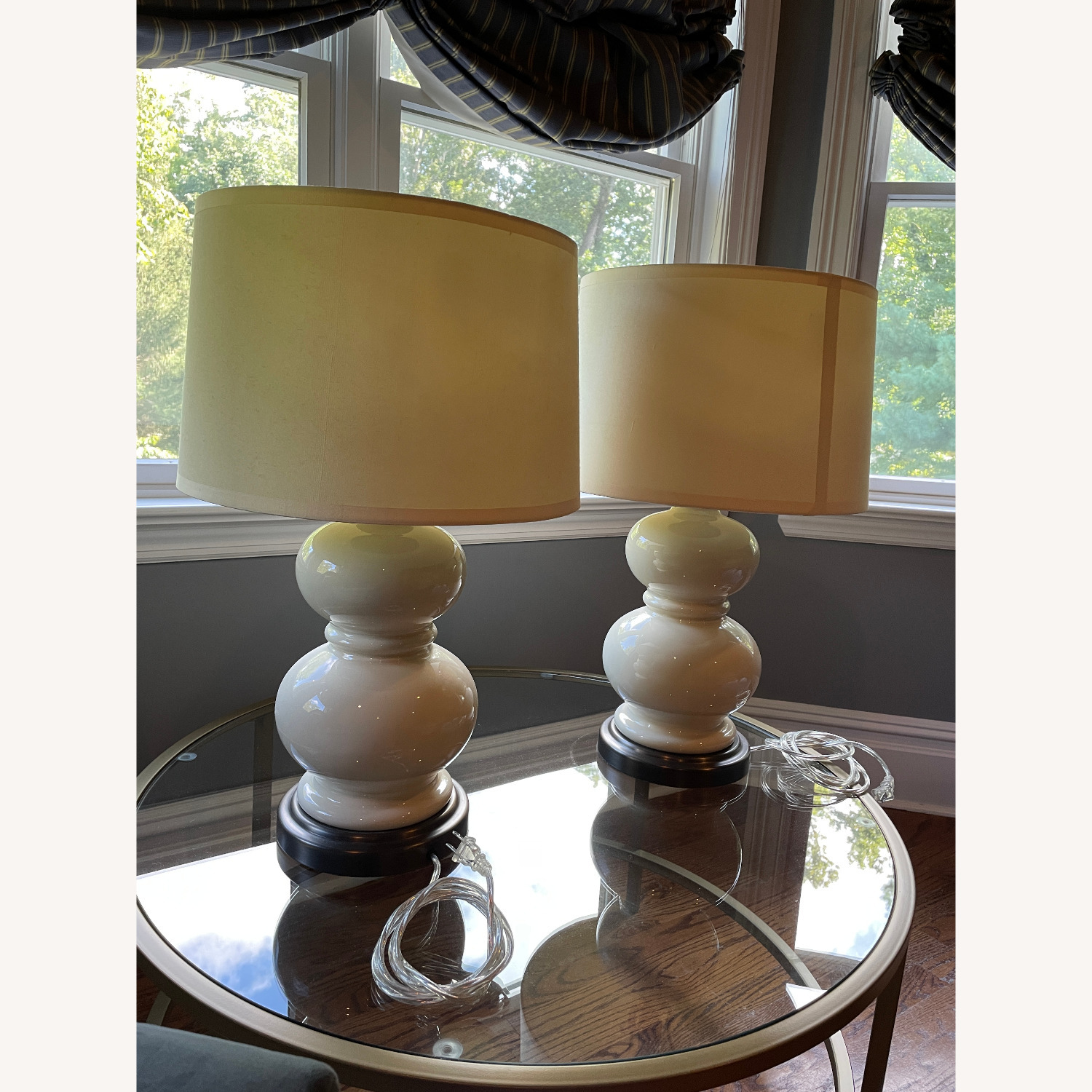 Pottery Barn Table Lamps - image-3