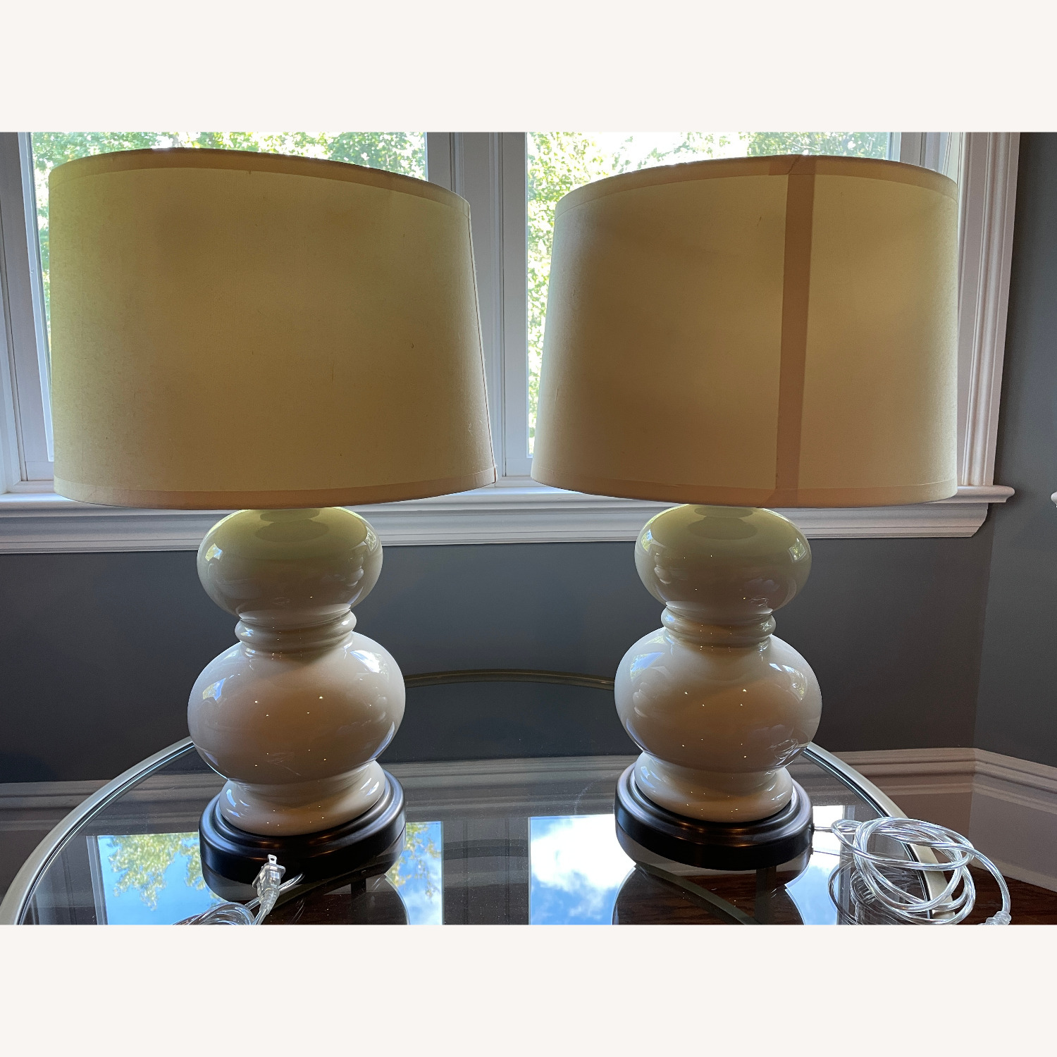 Pottery Barn Table Lamps - image-1