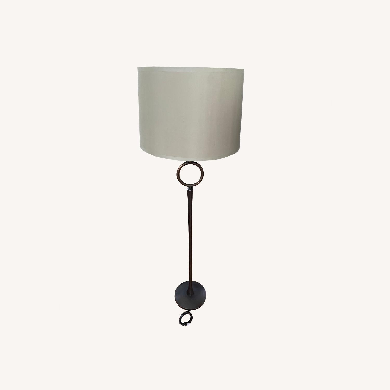 Pottery Barn Floor Lamps (Set of 2) - image-0