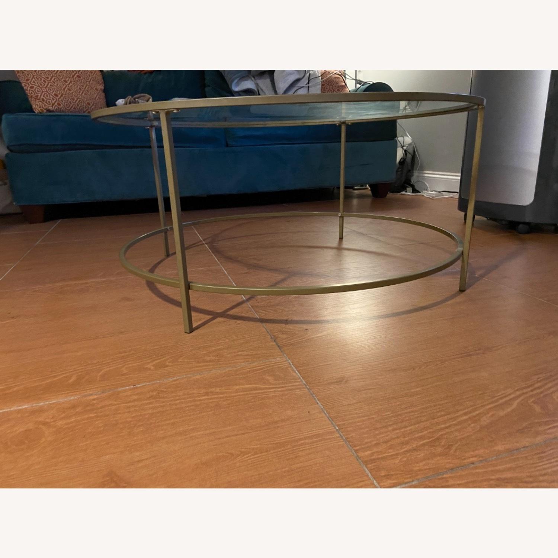Wayfair Glass Table - image-1