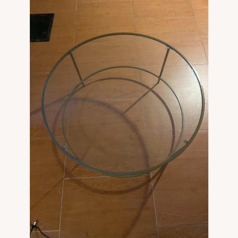 Wayfair Glass Table - image-2