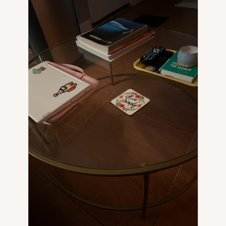 Wayfair Glass Table - image-3