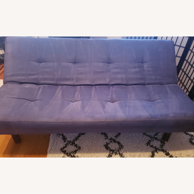 IKEA Sleeper Sofa Futon - image-3