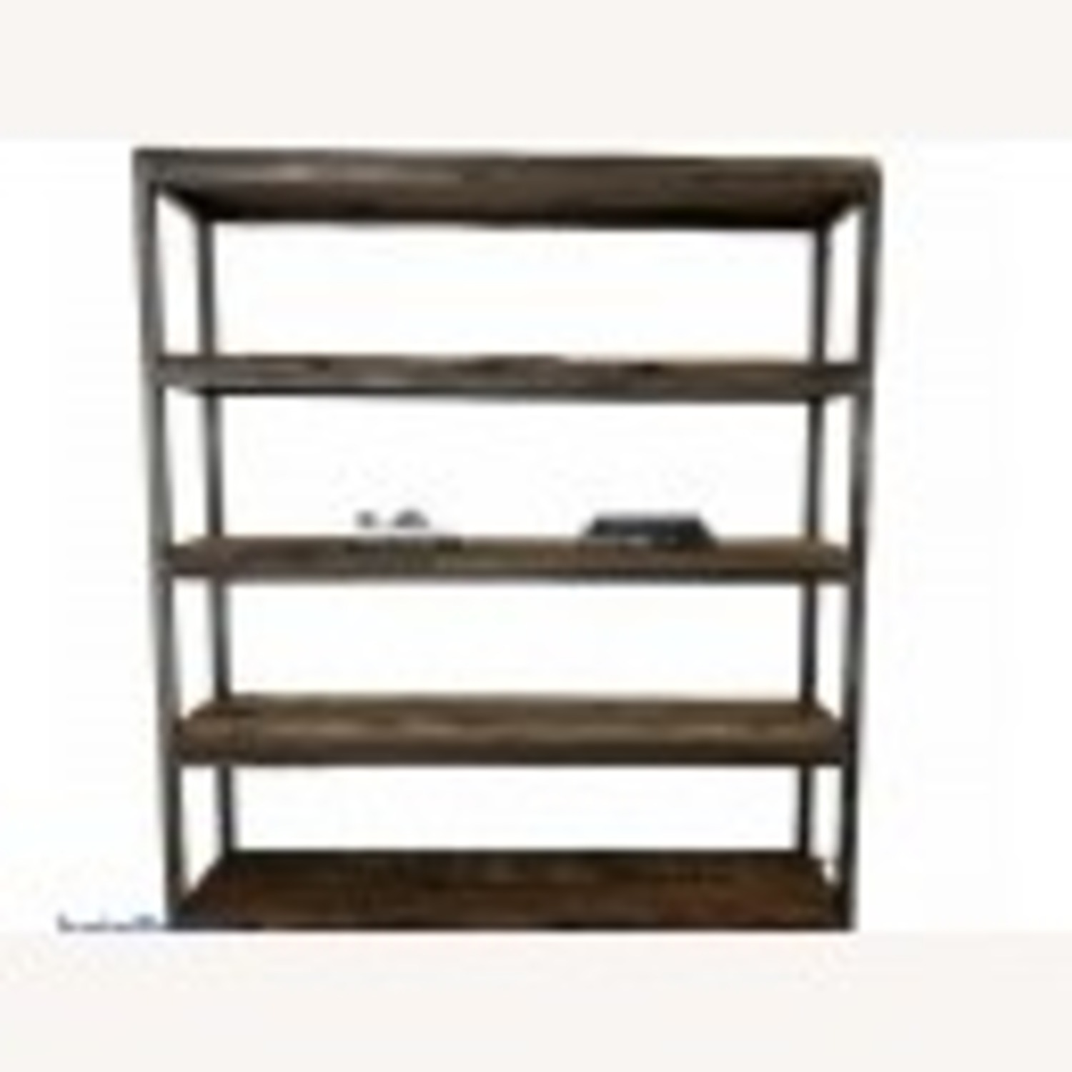 Timothy Oulton Wooden Axel Bookcase - image-3