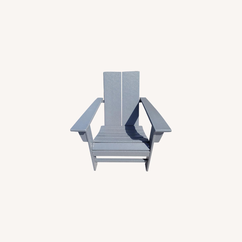 Target Gray Adirondack Chairs - Set of 2 - image-0