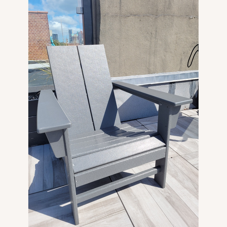 Target Gray Adirondack Chairs - Set of 2 - image-3