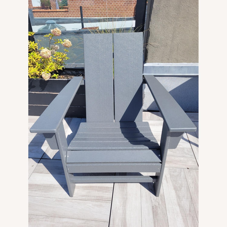 Target Gray Adirondack Chairs - Set of 2 - image-1
